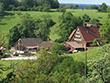 Ansicht auf den schwäbischen Hof in Oberrot